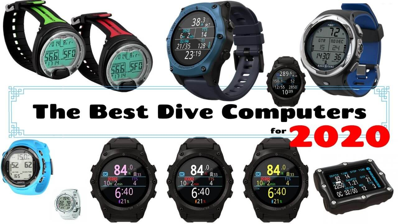 best dive computers guide