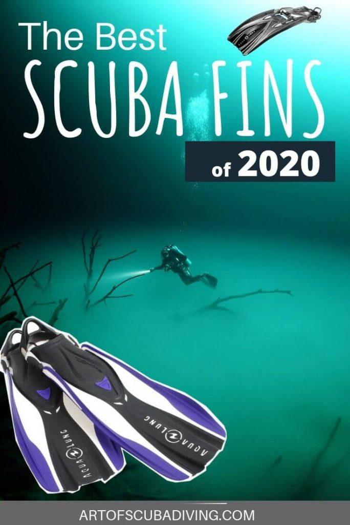best dive fins 2020