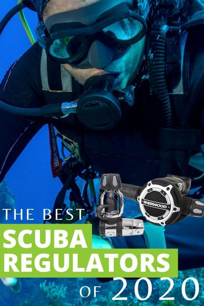 best dive regulators