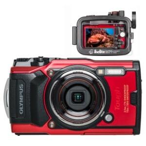 compact dive camera
