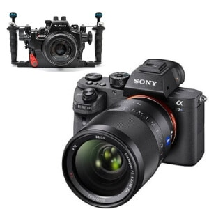 sony dive cameras
