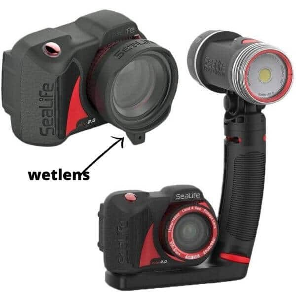 sealife camera